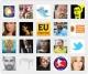 Visualización da imaxe dos usuarios en Twitter
